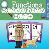 Functions Scavenger Hunt