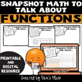 Functions Activity PRINTABLE and DIGITAL | Google Slides™