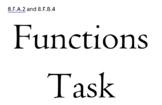 Functions Task