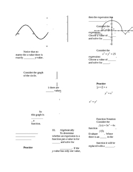 Functions Unit