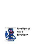 Functions and Function Notation Interactive Notes