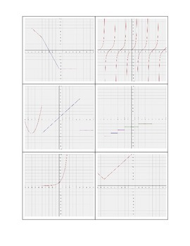 Functions and Graph Game