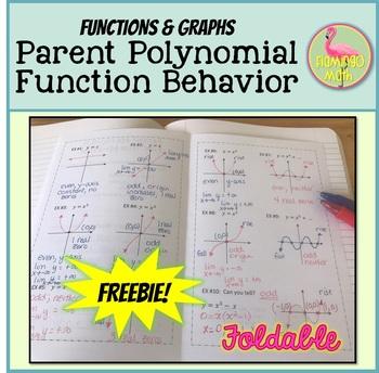 Free Algebra 2 Interactive Notebooks Teachers Pay Teachers