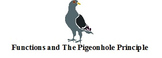 Functions and The Pigeonhole Principle