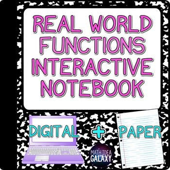 Functions in the Real World - Interactive Notebook
