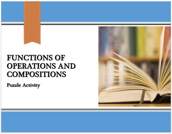 Functions of Operations and Compositions