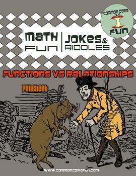 Functions vs. Relations Funsheet