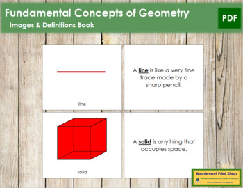 Fundamental Concepts of Geometry Book