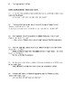 Fundamental Counting Principle Worksheet (Includes Independent/Dependent Events)