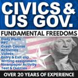 Fundamental Freedoms - Civics - Chapter 13 - Holt
