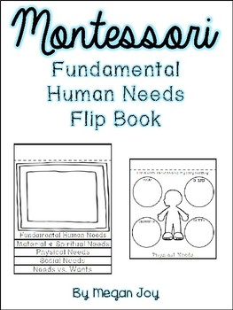 Fundamental Human Needs