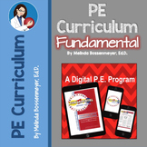 Fundamental Movement A Digital COMPLETE Physical Education