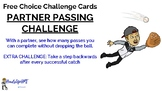 Fundamental Movement Skill (FMS) Free Choice Challenge Cards