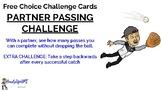 Fundamental Movement Skill (FMS) Free Choice Challenge Cards
