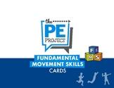 Fundamental Movement Skills Cards - The PE Project
