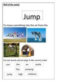 Fundamental Movement Skills booklet for Special Ed and Low