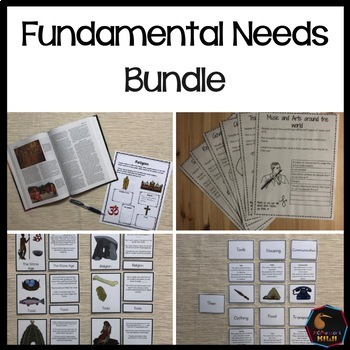 Fundamental Needs Bundle