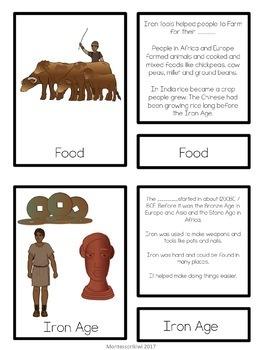 Fundamental Needs Iron Age