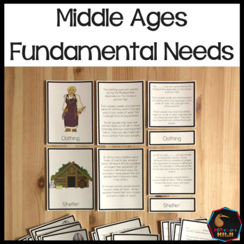 Fundamental Needs Medieval Period