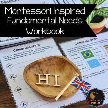 Fundamental Human Needs Student workbook