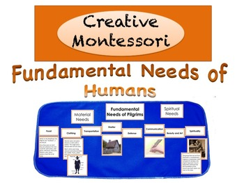 Fundamental Needs of Humans