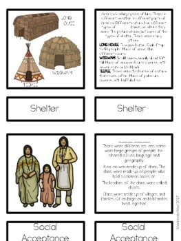 Fundamental Needs of Native Americans