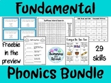 Fundamental Phonics Bundle