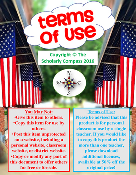 Teach the Class Project Fundamental Principles of American Government
