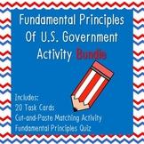 Principles of U.S. Government Activity Bundle!
