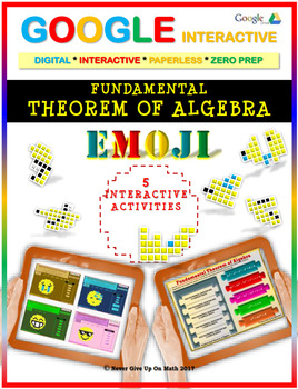 Fundamental Theorem of Algebra  - EMOJI Google Interactive