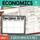 Fundamentals of Economics Complete Unit