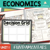 Fundamentals of Economics Complete Unit