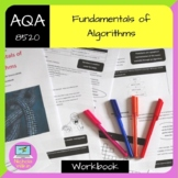 Fundamentals of Algorithms GCSE revision student workbook
