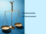Fundamentals of Government