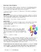 Fundamentals of Higher Mathematics - Activities, Handouts and Worksheets