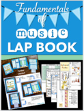 Fundamentals of MUSIC Lap Book - Great Distance Learning A