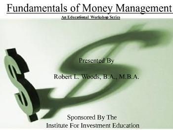 Fundamentals of Money Management
