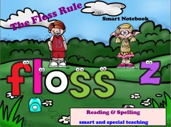 Floss Rule SMART Board (Dyslexia/RTI)