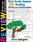 Orton-Gillingham old ost ild ind oll Activities (Dyslexia/RTI)