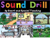 Orton-Gillingham Sound Drill Powerpoint Growing Bundle (Ph