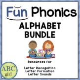 Fun Phonics Alphabet Bundle