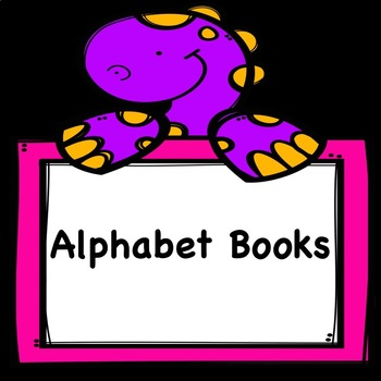 Alphabet Books (12 books)