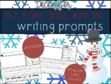 FUN Writing Prompts-December