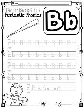 FUNtastic FUNdational Kindergarten Phonics MEGA Bundle