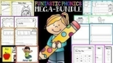 FUNtastic FUNdational Kindergarten Phonics MEGA Bundle