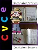First Grade Decodable Stories Silent e or Magic e (RTI)Level 1 Unit 11