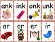 1st Grade Fundationally FUN PHONICS Level 1 Letter-Keyword-Sound Flash Cards