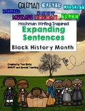 Black History Month Expanding Sentences  (Speech and Language Therapy)