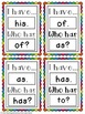"""First Grade Trick/Sight Words """"I have...Who Has?"""" Game"""