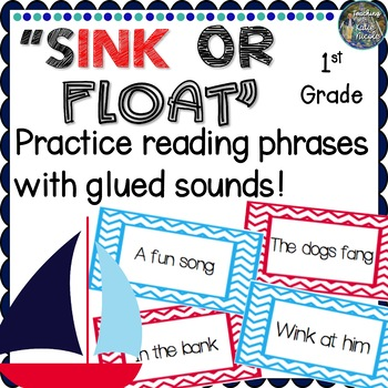 Phrase Game for Glued Sounds: ang, ank, ing, ink, ong, onk, ung, unk!